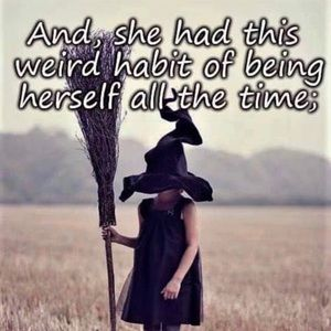 Witchy Woman!!